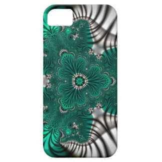 stripes and fractals barely there iPhone 5 case