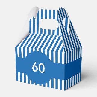 Stripes Bespoke Design Favour Box