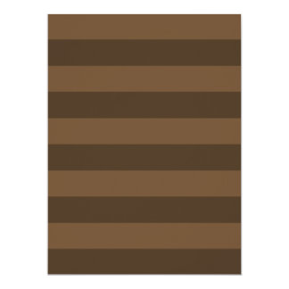 Stripes - Brown and Dark Brown Announcements