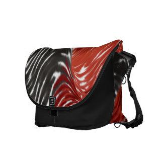 Stripes Courier Bag