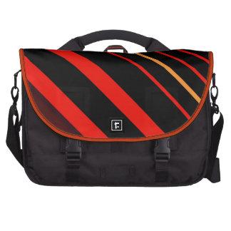 stripes commuter bags