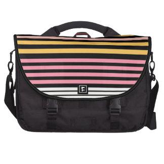 stripes bag for laptop
