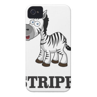 stripes of the zebra Case-Mate iPhone 4 cases