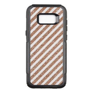 Stripes OtterBox Commuter Samsung Galaxy S8+ Case