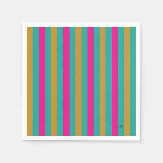 Stripes Paper Napkin