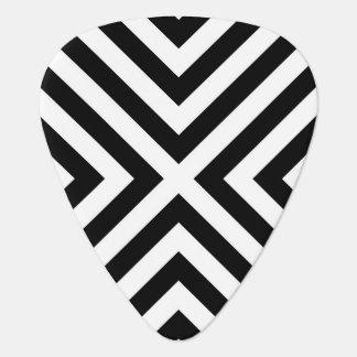 Stripes Pattern Plectrum