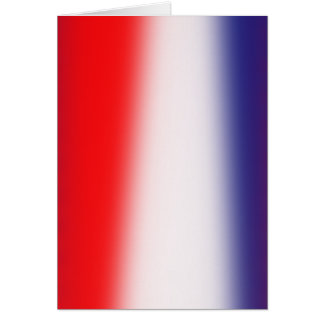 Stripes! Red, White, and Blue Card