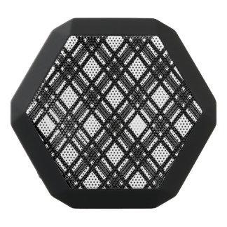Stripes Texture Black Boombot Rex Bluetooth Speaker