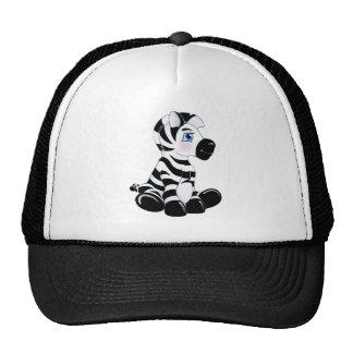 Stripes the Baby Zebra Cap