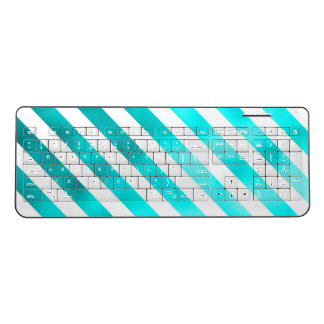 Stripes Wireless Keyboard