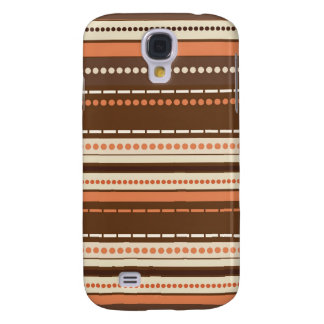 Stripey Samsung Galaxy S4 Cover