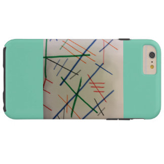 Strips and Colora Tough iPhone 6 Plus Case