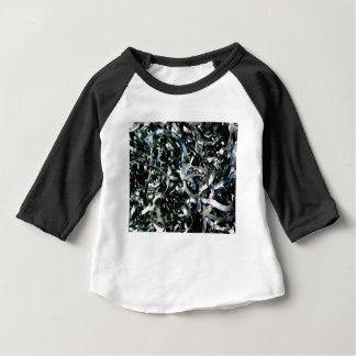 strips of garbage metal baby T-Shirt