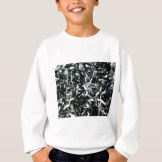 strips of garbage metal sweatshirt