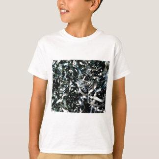 strips of garbage metal T-Shirt