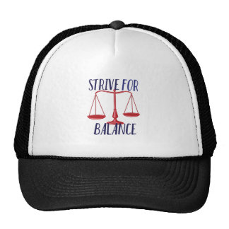 Strive For Balance Cap