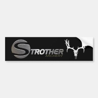 Stro bumperr sticker