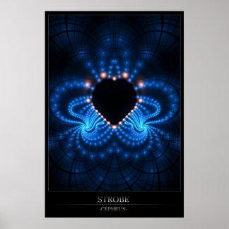 Strobe - Customized Poster