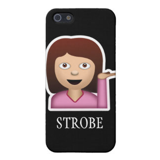 Strobe iPhone Case iPhone 5/5S Covers