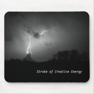 Stroke of Creative Energy Mouse Mats
