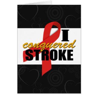 Stroke Survivor Thank You Card