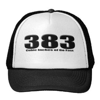 stroked 383 cap
