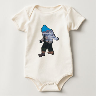 STROLL IN MOUNTAINS BABY BODYSUIT
