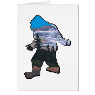 STROLL IN MOUNTAINS CARD