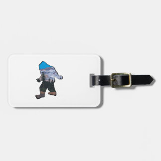 STROLL IN MOUNTAINS LUGGAGE TAG