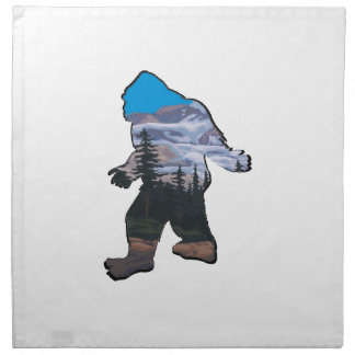 STROLL IN MOUNTAINS NAPKIN