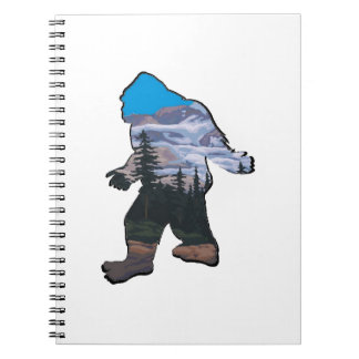 STROLL IN MOUNTAINS NOTEBOOK