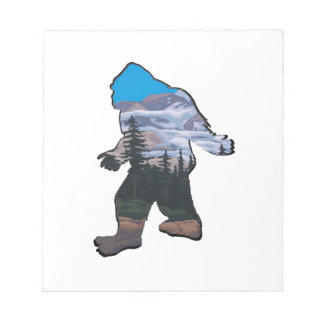 STROLL IN MOUNTAINS NOTEPAD
