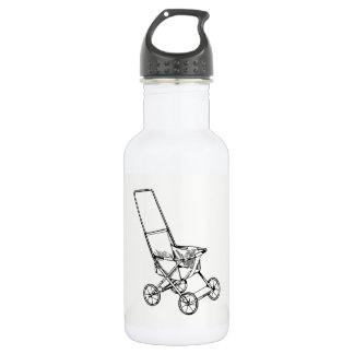 Stroller 532 Ml Water Bottle