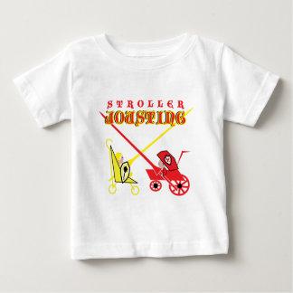 Stroller Jousting Baby T-Shirt