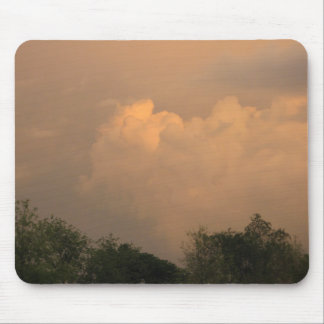 Strom Clouds Mouse Mat