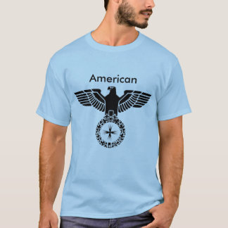 Strong American Eagle - Men's TShirt