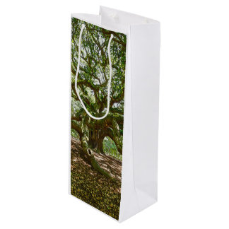 Strong And Bold Wine Gift Bag