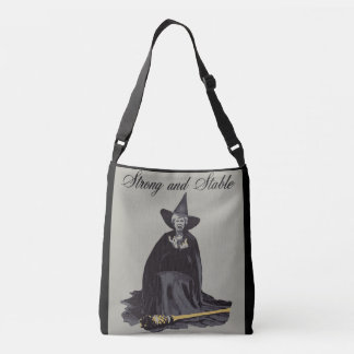 strong and stable crossbody bag