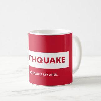 'Strong and Stable my Arse' Mug