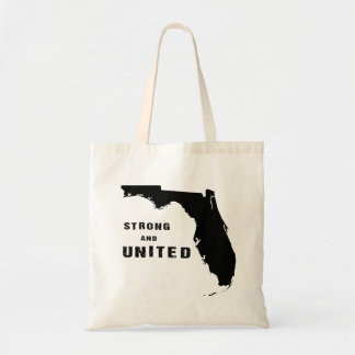 Strong and united Florida after hurricane Irma Tote Bag