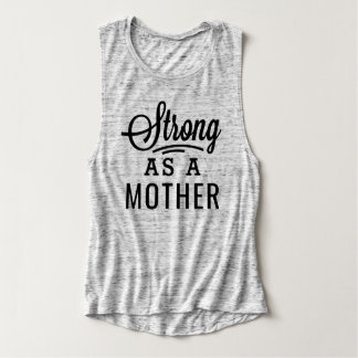 Strong as a Mother Singlet