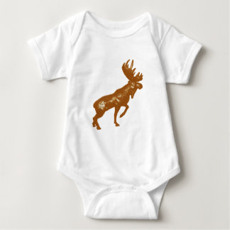STRONG AS STANDING BABY BODYSUIT
