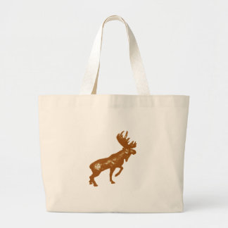 STRONG AS STANDING LARGE TOTE BAG