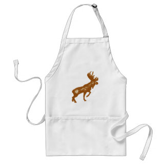 STRONG AS STANDING STANDARD APRON