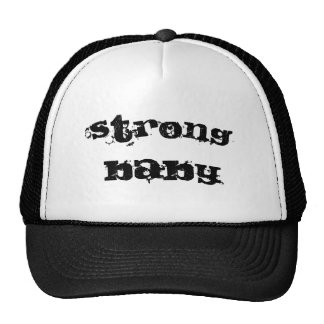 STRONG BABY hat