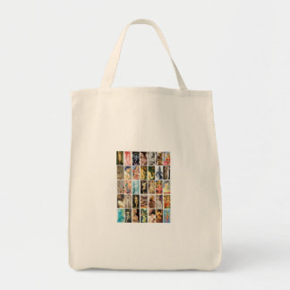 Strong Beautiful Capable Women of Substance Grocery Tote Bag