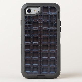 Strong Brown Iron Door OtterBox Defender iPhone 7 Case