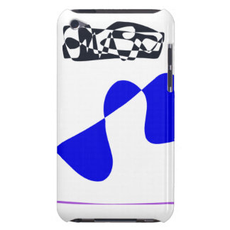 Strong Contrast Barely There iPod Case