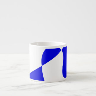 Strong Contrast Espresso Cup