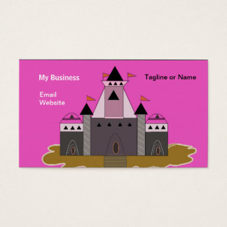 Strong Fortress Business Card